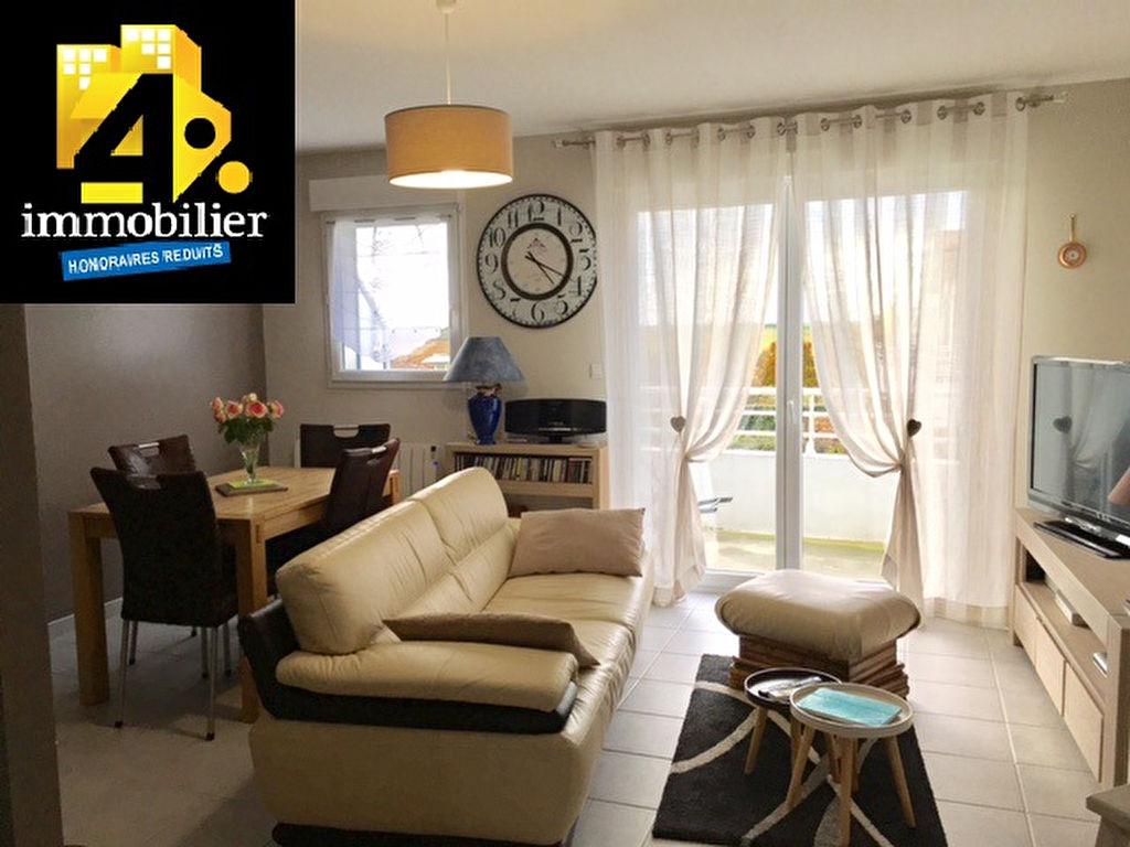 Appartement Clavette 3 pièce(s) 62.60 m2
