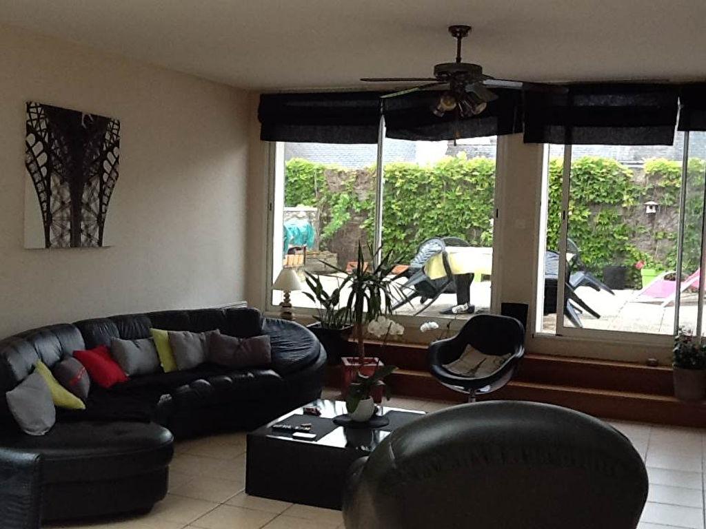 Appartement  D'EXCEPTION Saint Nazaire 3 PIÈCES exposition  ouest, terrasse , cuisine ouverte , clair , double garage