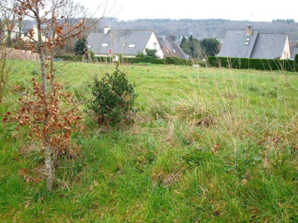 Terrain bourg Saint Nolff 595 m2 - viabilisé - vannes golfe Morbihan 56