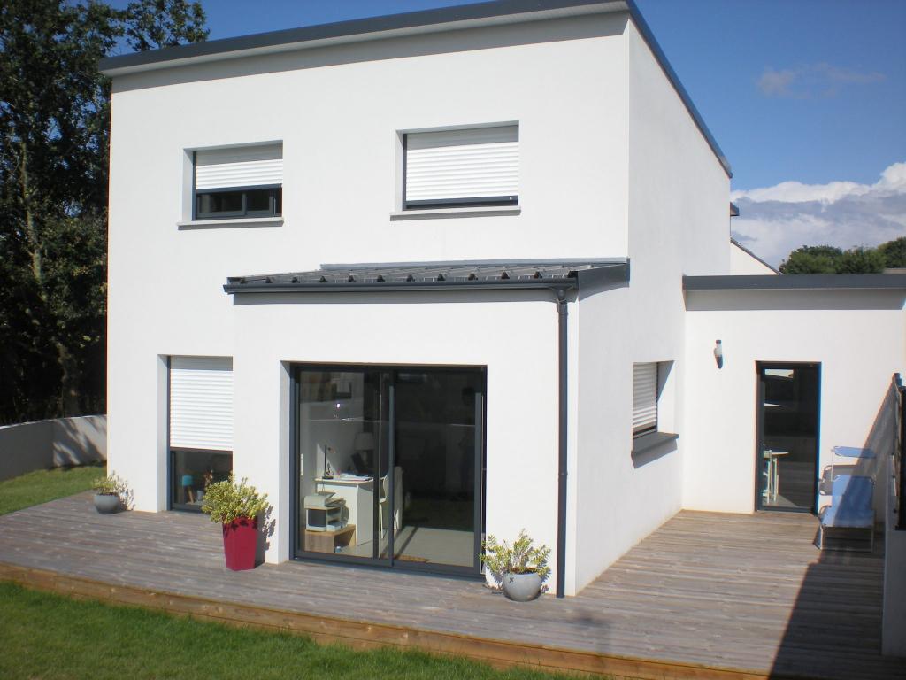 Maison Contemporaine - 130 m2 - Vannes Valombois -