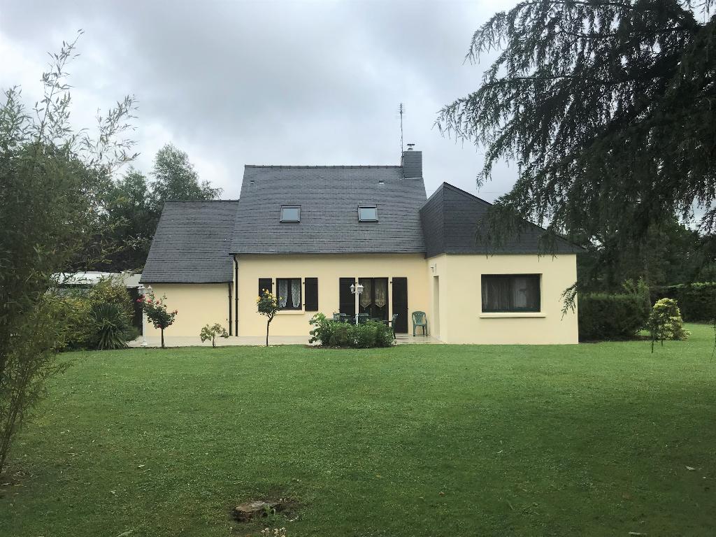 Maison en vente pour famille avec 2 enfants avec terrasse à Meucon