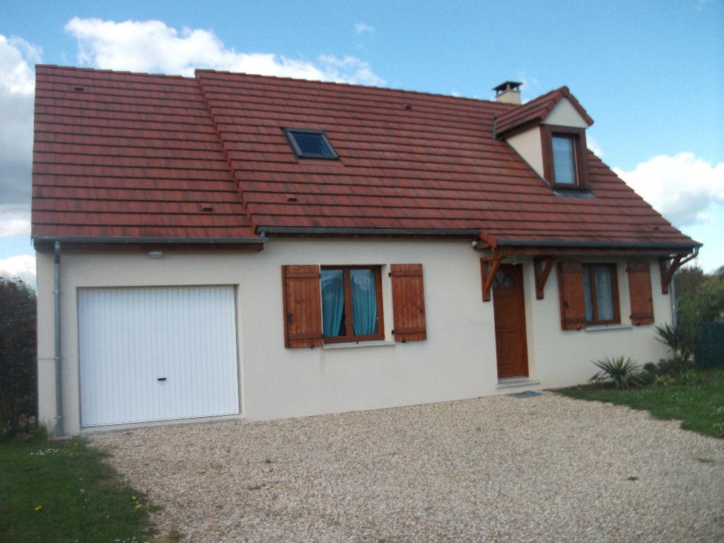 Maison traditionnelle de 2008