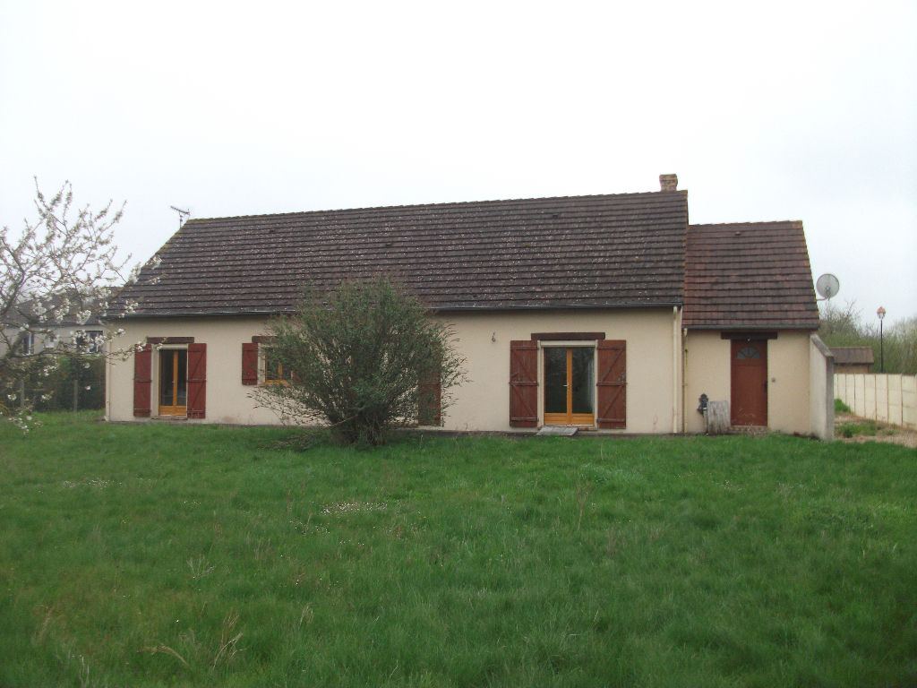 Maison traditionnelle de 2001 à 5 Min de Pacy