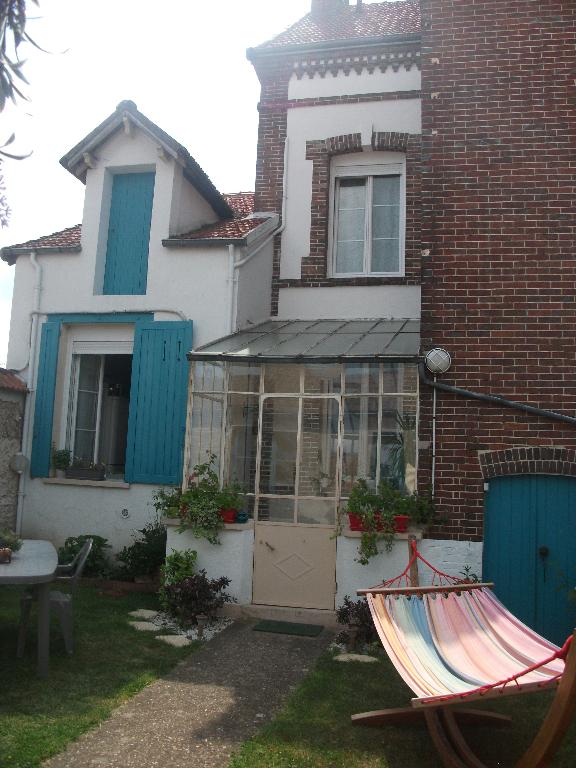 Maison de ville centre ville d'Ezy sur Eure