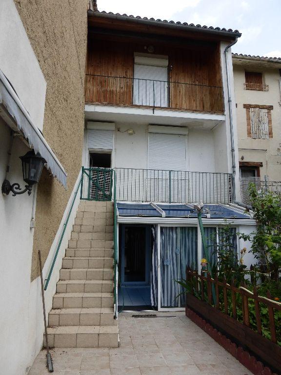 Maison 4 pièce(s) 125 m2et jardin