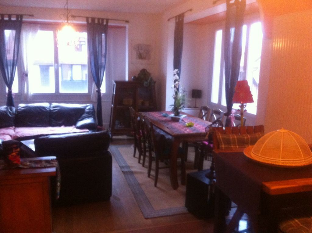 APPARTEMENT T3 THONON CENTRE VILLE