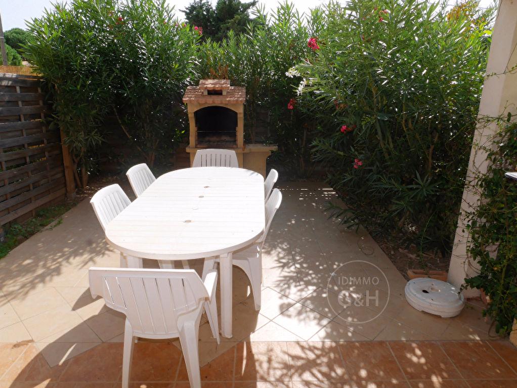 Villa T4 secteur recherché quartier résidentiel au sud de Marseillan