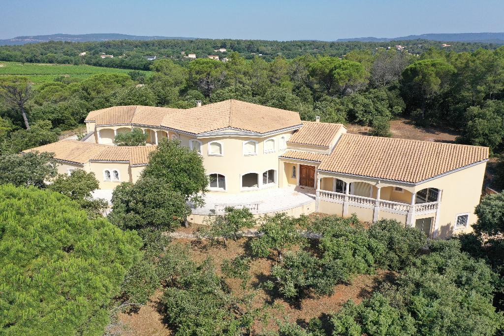 Villa d'architecte Suze La Rousse 15 pièce(s) 750 m2