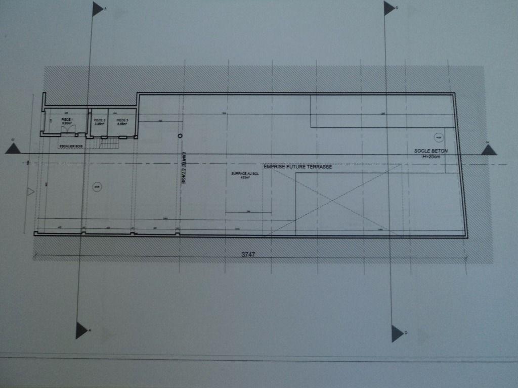 Loft Lorient 5 pièce(s) 500 m2