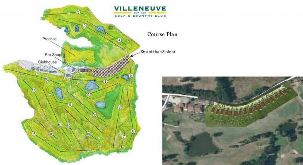 Villeneuve Sur Lot -Maison 4 pièce(s) 105 m2
