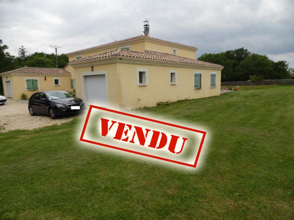 AUTERIVE PROCHE-Maison 7 pièce(s) 300 m2