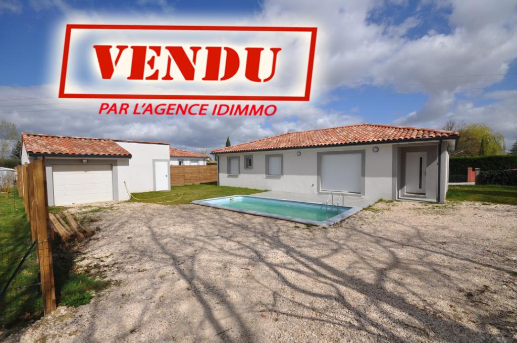 MIREMONT-Maison 5 pièce(s) 120 m2 normes RT2012