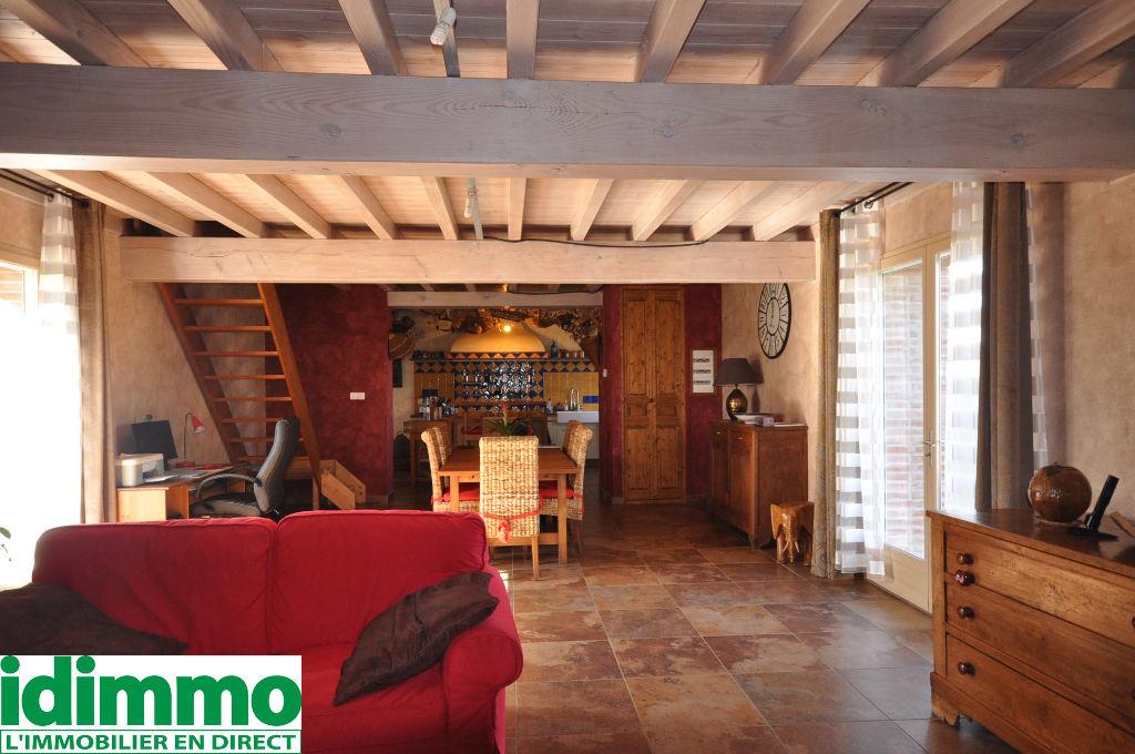 LE FOSSAT-Maison 5 pièce(s) 165 m2