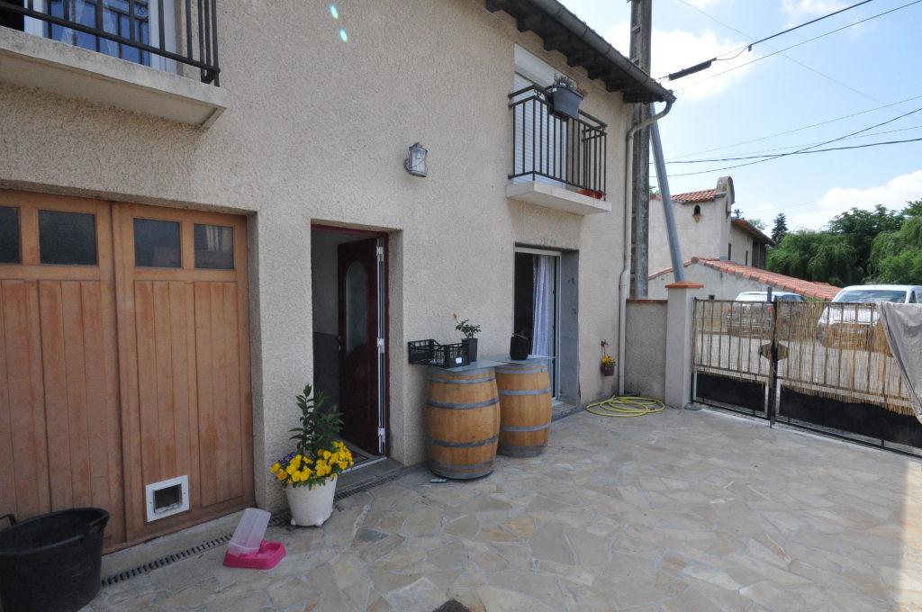 AUTERIVE-Maison 5 pièce(s) 140 m2