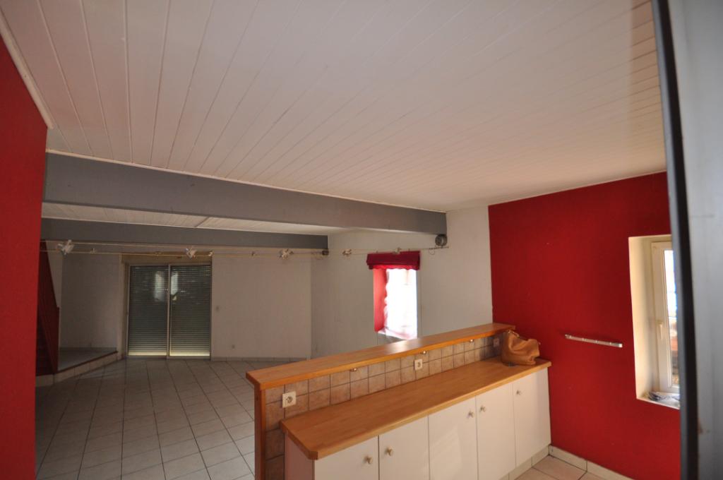 AUTERIVE-Maison 3 pièce(s) 78 m2