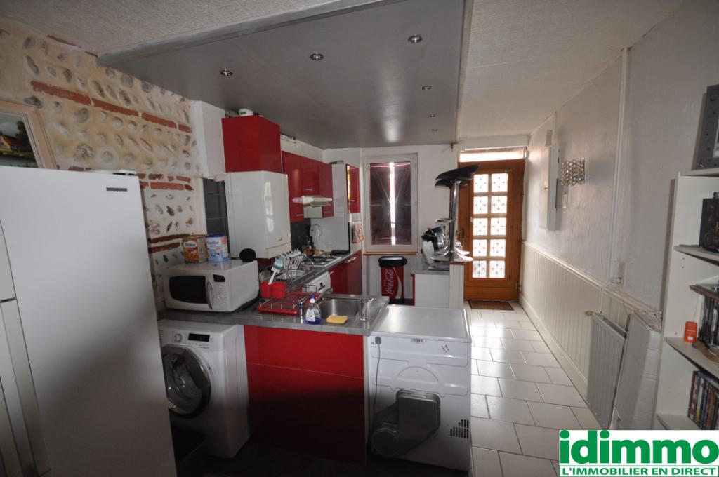 AUTERIVE-Maison 3 pièce(s) 70 m2