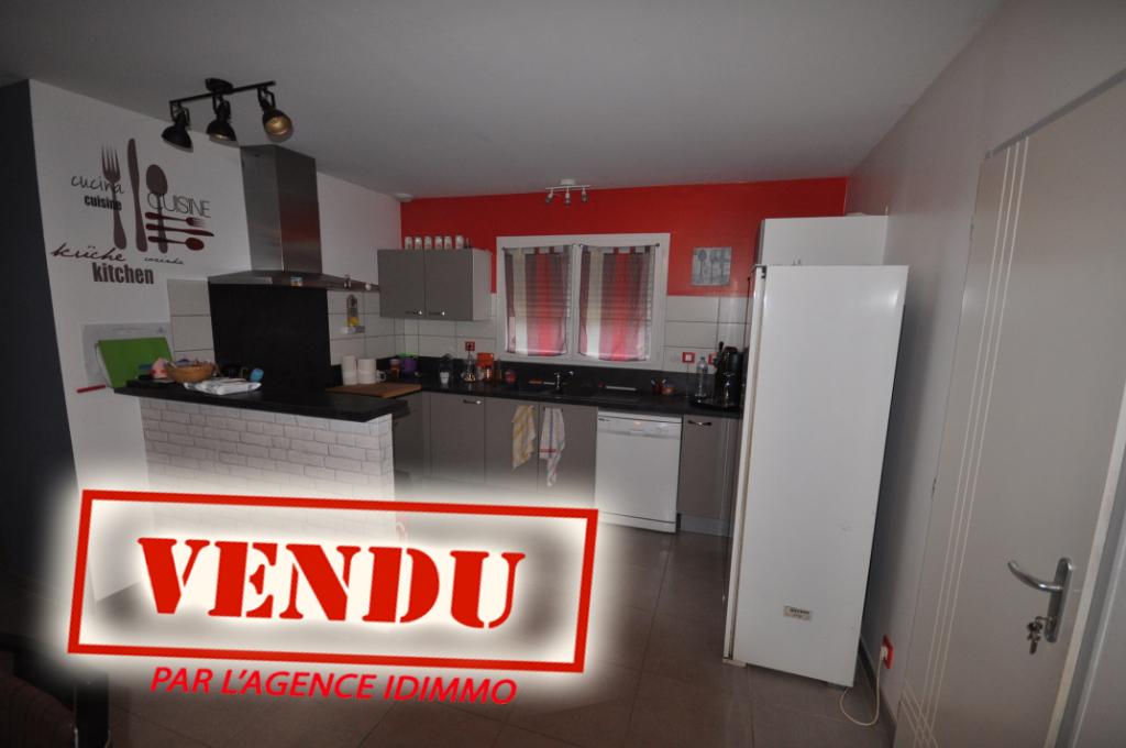AUTERIVE-Maison 4 pièce(s) 96 m2