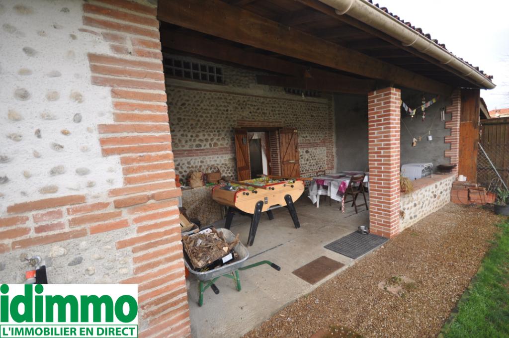 CINTEGABELLE-Maison  4 pièce(s) 135 m2