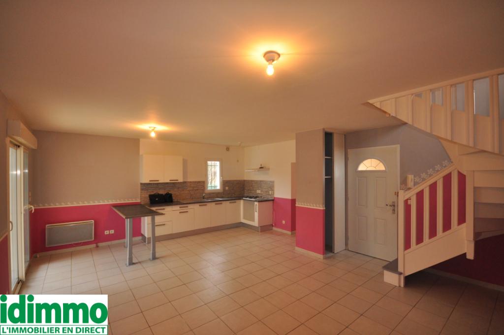 AUTERIVE-Maison 4 pièce(s) 85 m2
