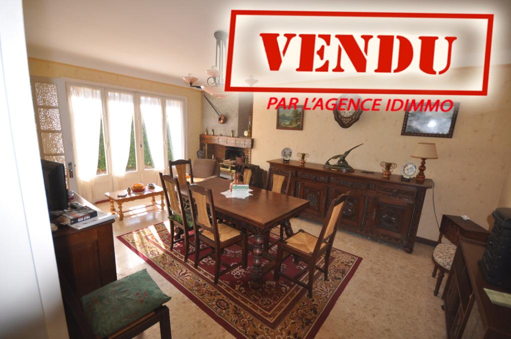 CINTEGABELLE-Maison 4 pièces 85 m²