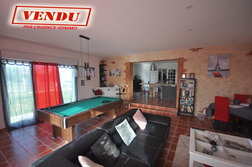 CINTEGABELLE-Maison 6 pièce(s) 215 m2
