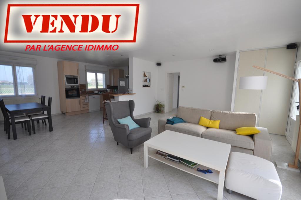 AUTERIVE-Maison 4 pièce(s) 99 m2