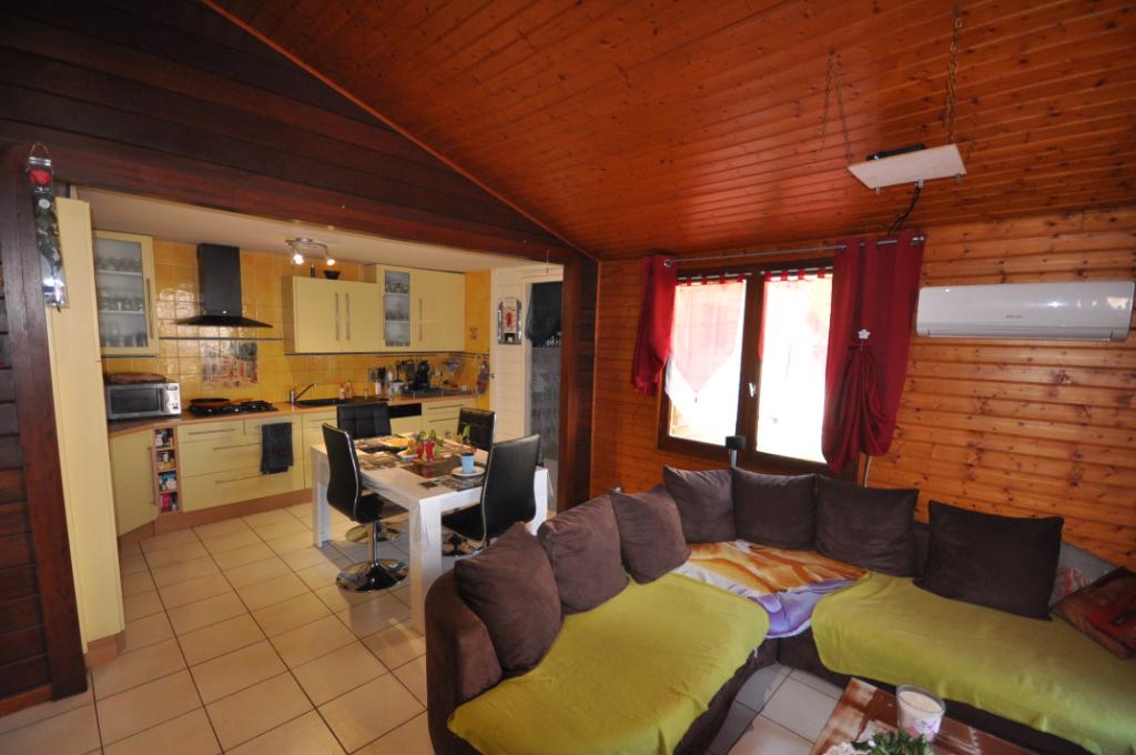 SAVERDUN-Maison 4 pièce(s) 90 m2