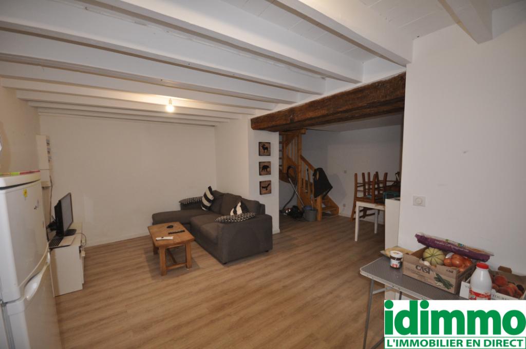 CINTEGABELLE-Maison 3 pièce(s) 64 m2