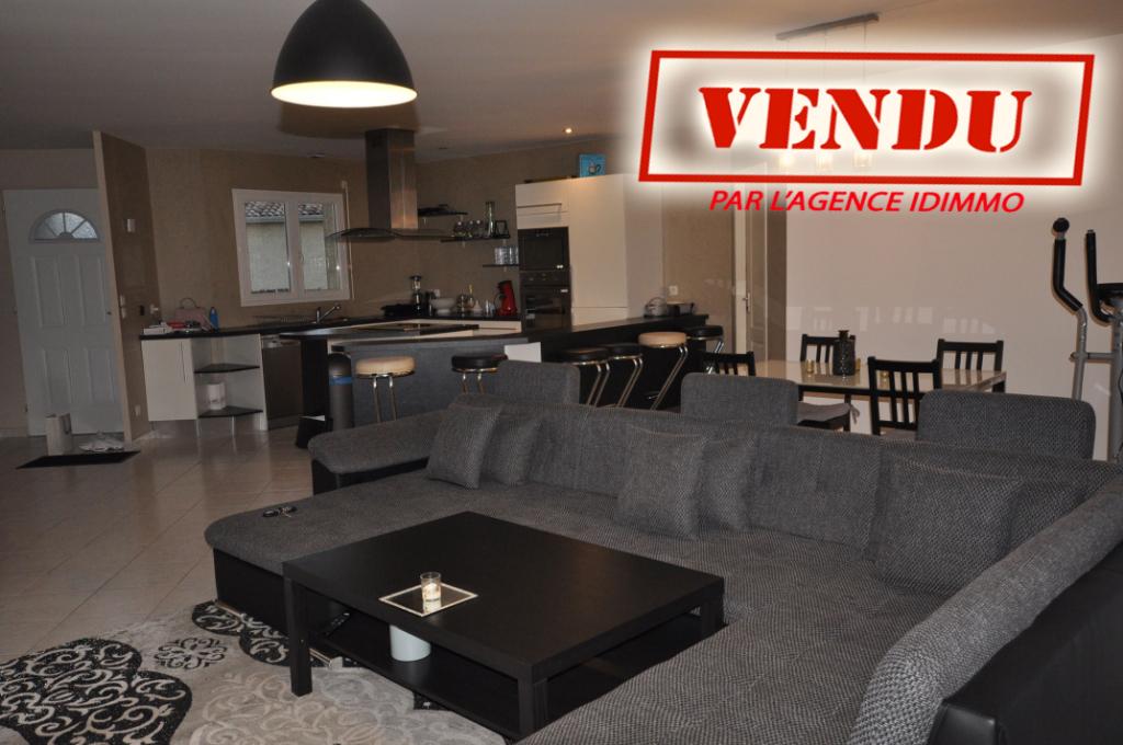 CALMONT-Maison 4 pièce(s) 100 m2