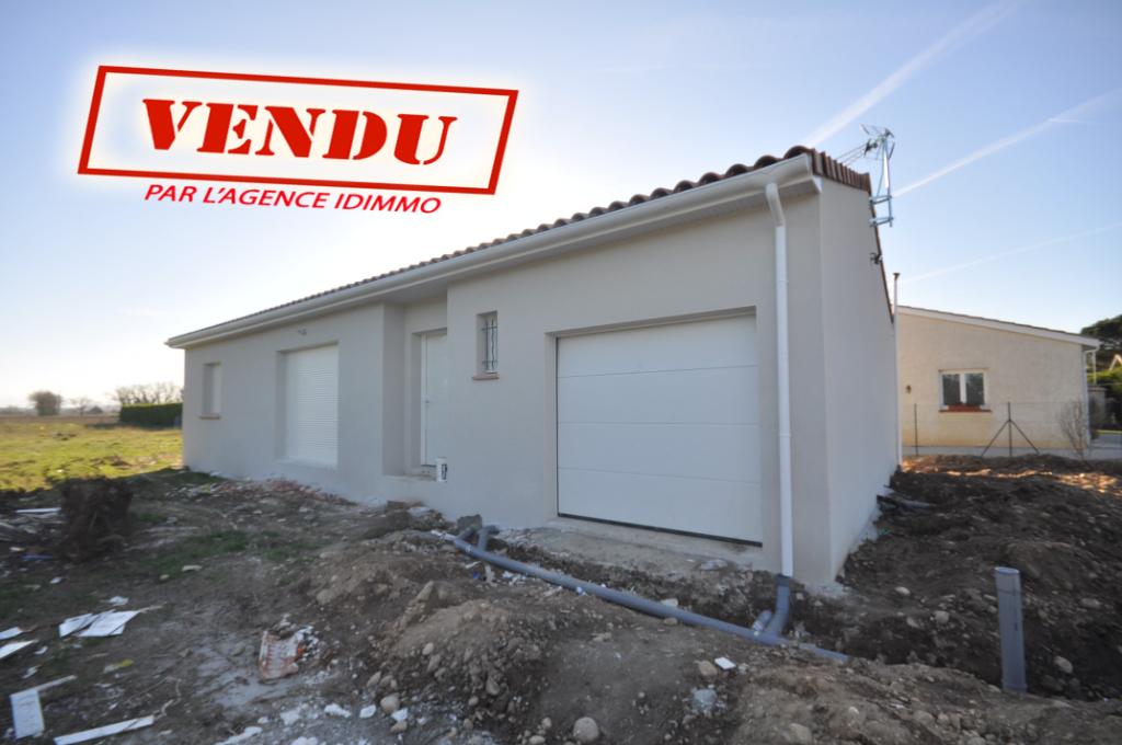 CINTEGABELLE-Maison 4 pièce(s) 96 m2