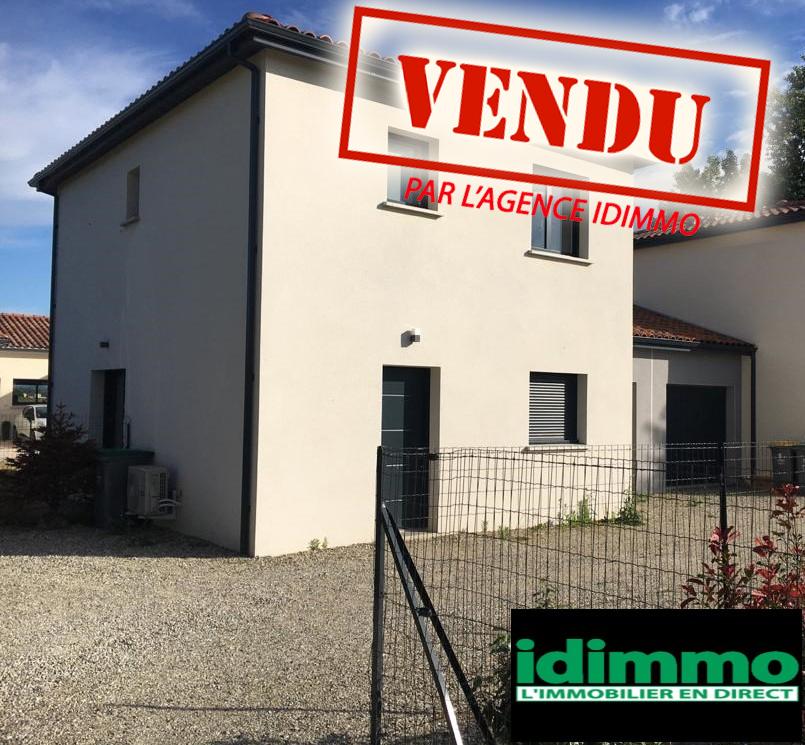 AUTERIVE-Maison 4 pièce(s) 100 m2