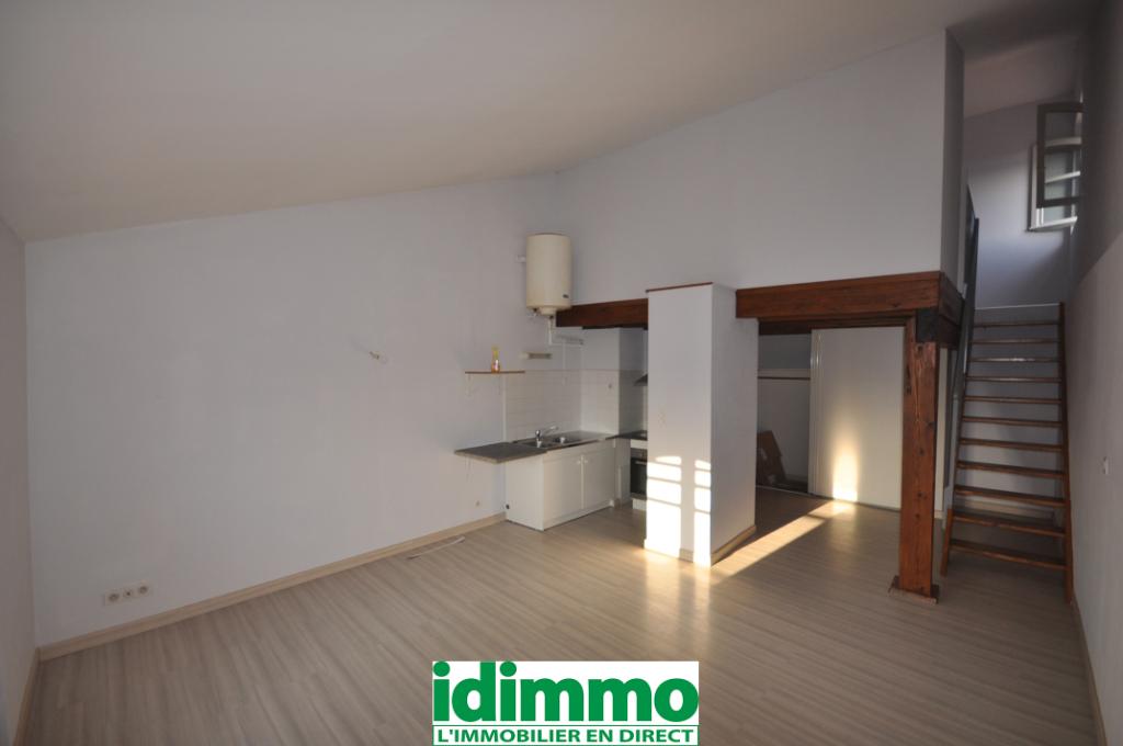 CINTEGABELLE-Appartement T1 bis 38 m2