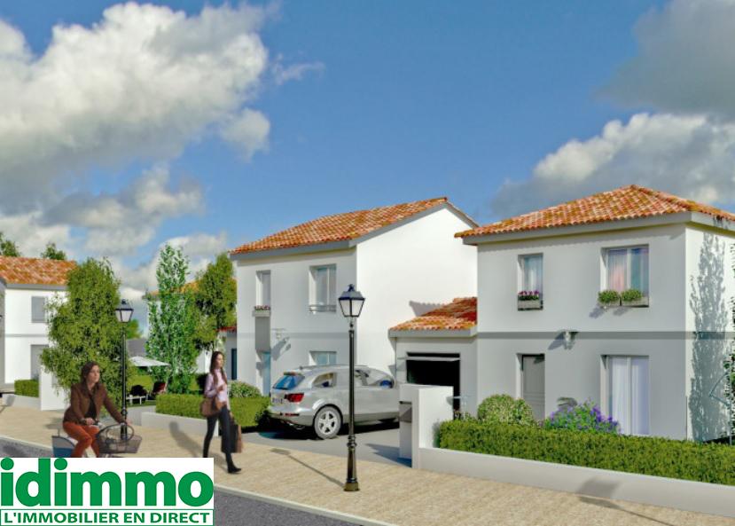 PAMIERS-Maison 4 pièce(s) 83 m2