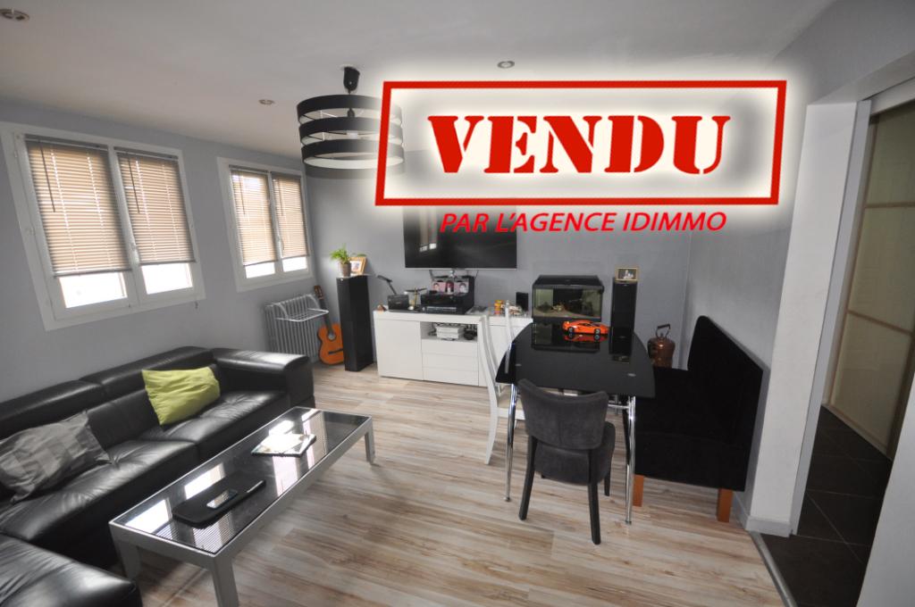 AUTERIVE-Appartement 4 pièce(s) 72 m2
