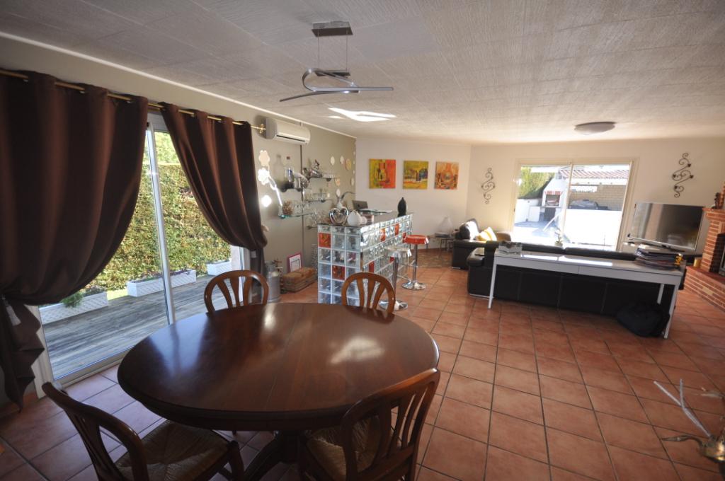 FONSORBES-Maison 4 pièce(s) 124 m2