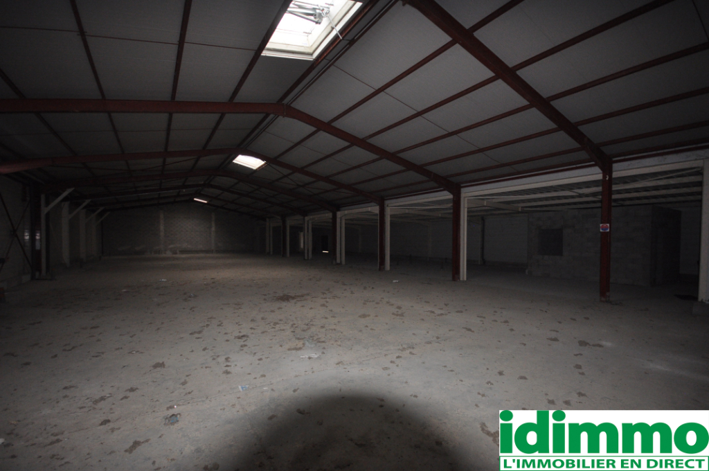 CINTEGABELLE-Local commercial 965 m2