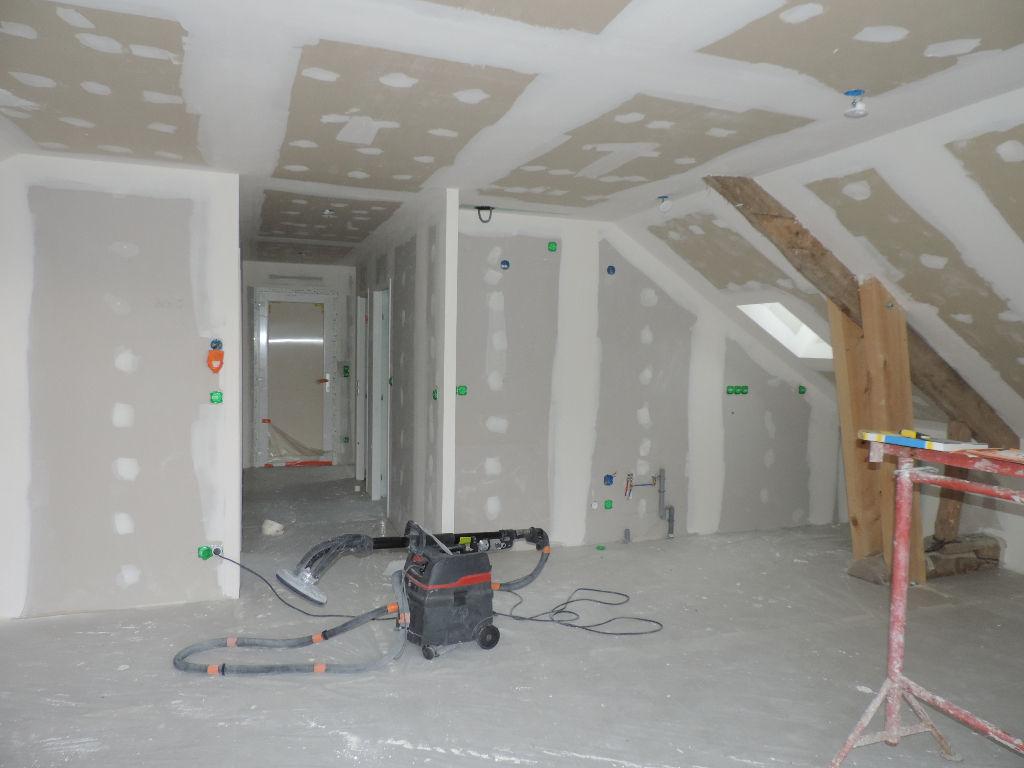 appartement T4 neuf 84 m² loi carrez 128 m² au sol frais de notaire réduit