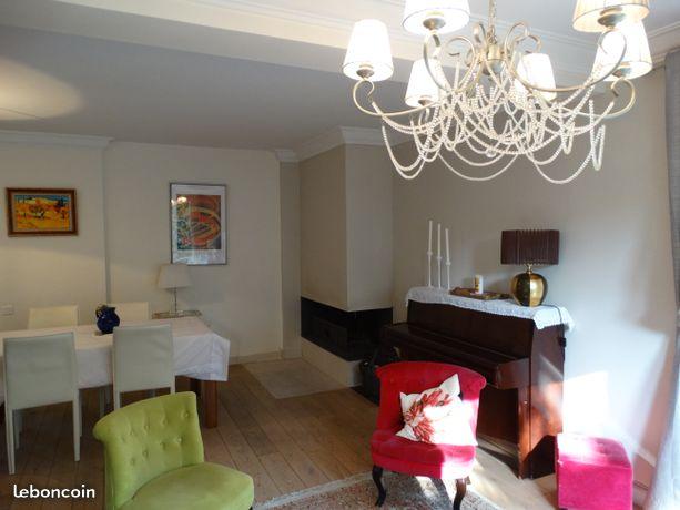 Lyon 9, Maison rénovée de 140m2, terrain de 500 m2, garage