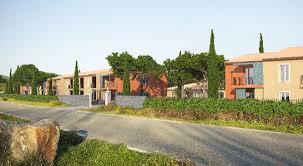 GRIMAUD Villas en état futur d'achèvement