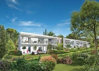 CAVALAIRE appartements en état futur d'achèvement