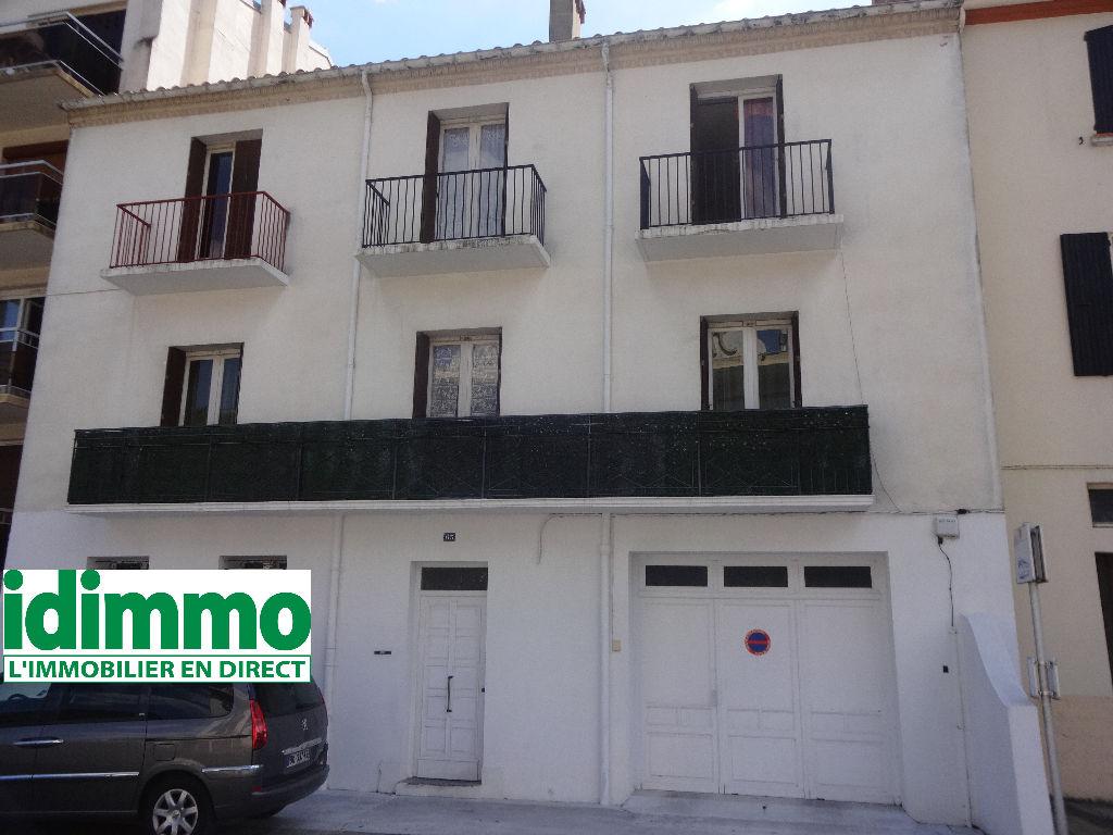 Immeuble Amelie Les Bains 6 appartements