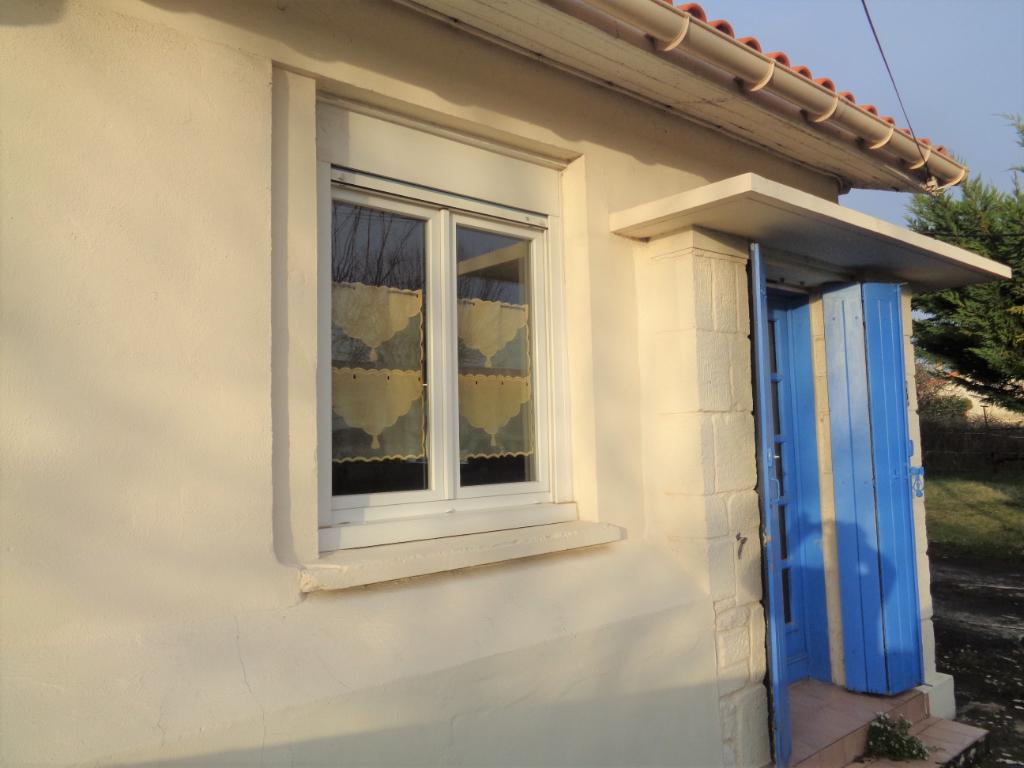 ROYAN, Maison 3 pièces situé proche de la plage.
