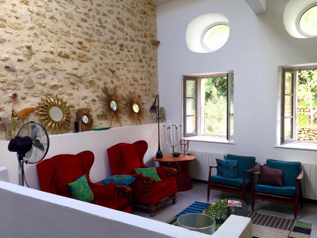 Maison de village Suze La Rousse 6 pièce(s) 140 m2