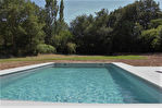 Villa neuve prestations haut de gamme, 127m2, 4 chambres, garage, piscine sur 2028m2 de terrain