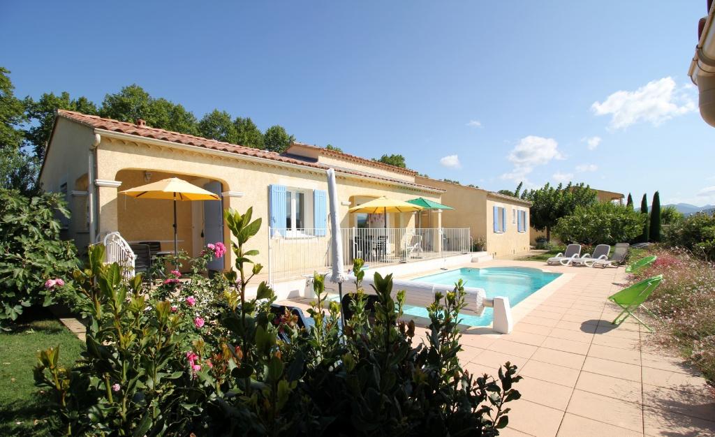 Villa+Gîte à St Maurice Sur Eygues 7 pièces 4 chambres 154 m2 piscine