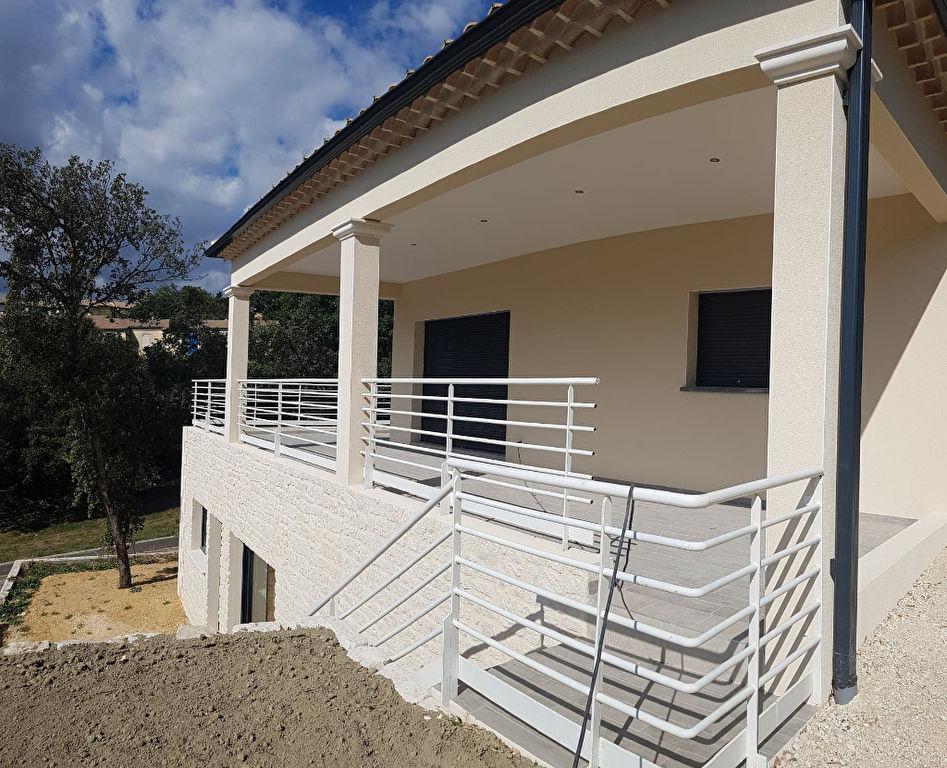 VILLA NEUVE 117 m², TERRAIN 737 m²