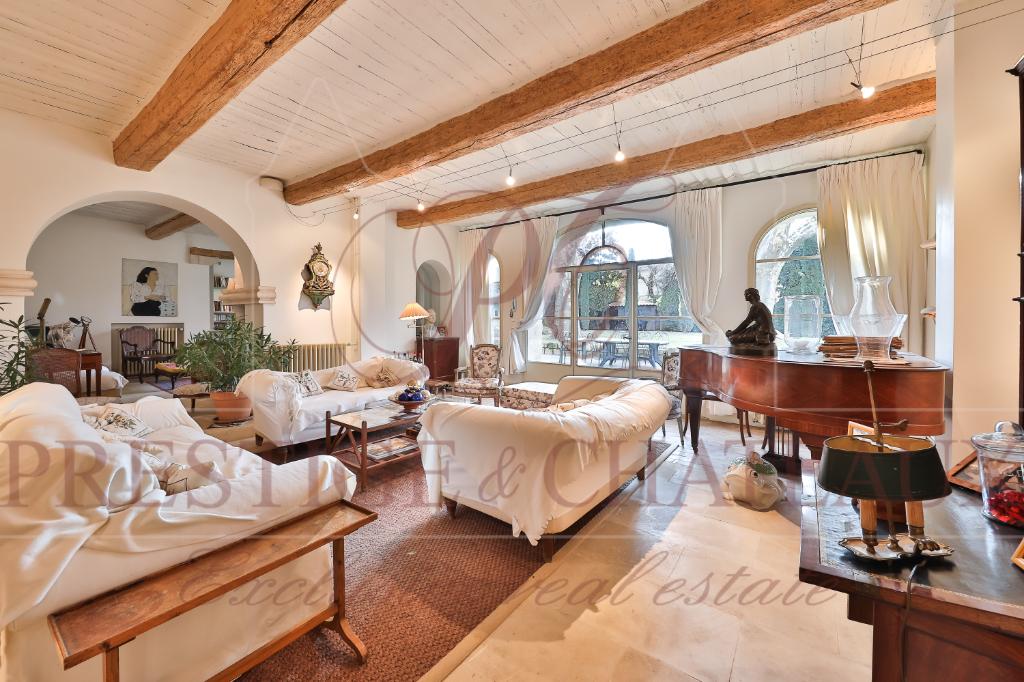 Demeure de prestige Sainte Cecile Les Vignes 17 pièce(s) 632 m2