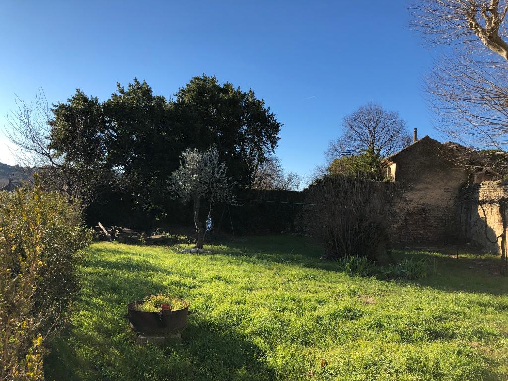 Visan, Maison de village 4 pièces 80 m2 avec 350m2 jardin