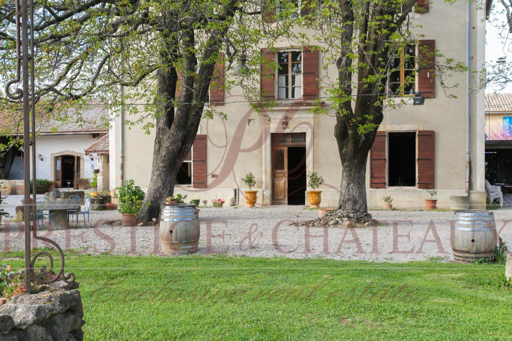 Demeure de prestige Sainte Cecile Les Vignes 20 pièce(s) 500 m2