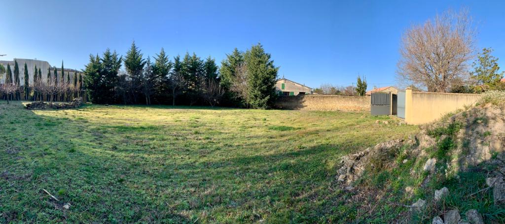 Terrain Serignan Du Comtat 1200 m2